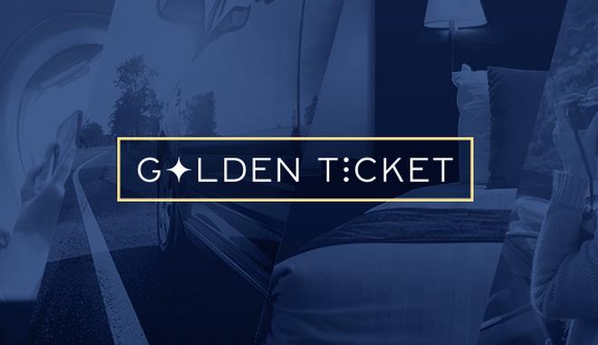 Το Golden Ticket της AEGEAN μπορεί να κάνει το εισιτήριό σου... χρυσό!