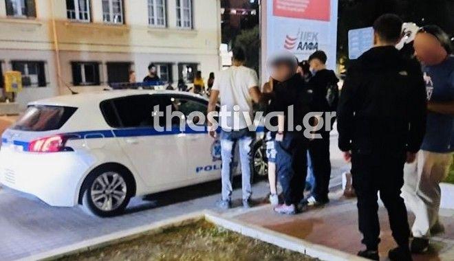 Thessaloniki Pride: Τραμπούκικη επίθεση με πέτρες στη λήξη της πορείας - Έξι προσαγωγές