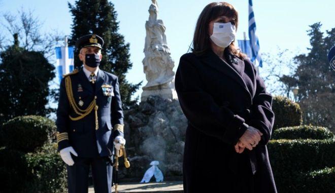 Εκδηλώσεις για τον εορτασμό της 108ης επετείου της απελευθέρωσης των Ιωαννίνων παρουσία της ΠτΔ Κατερίνας Σακελλαροπούλου