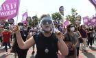 Διαμαρτυρία γυναικών στην Τουρκία