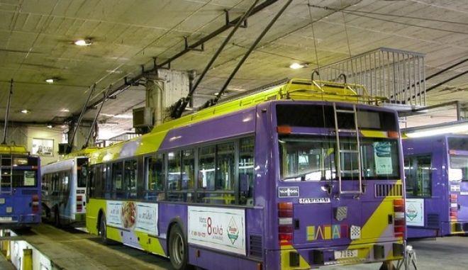 Στάση εργασίας την Τετάρτη στα τρόλεϊ, 24ωρη απεργία την Πέμπτη τα ταξί