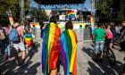 Στιγμιότυπο από το Athens Pride 2019