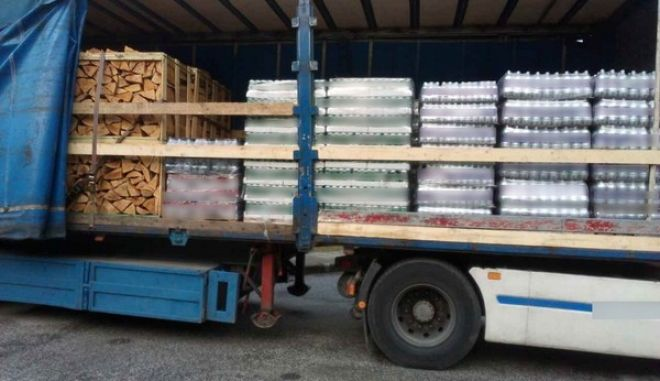 Συλλήψεις για διακίνηση λαθραίων κουτιών με μπίρα