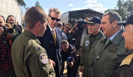 Πάιατ: Ελπίζω να λήξει το ταχύτερο δυνατό η κράτηση των 2 Ελλήνων στρατιωτικών