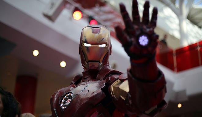 Ο Iron Man