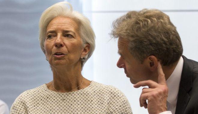 ΔΝΤ:'Εγκρίναμε το πρόγραμμα, ελαφρύνετε το χρέος
