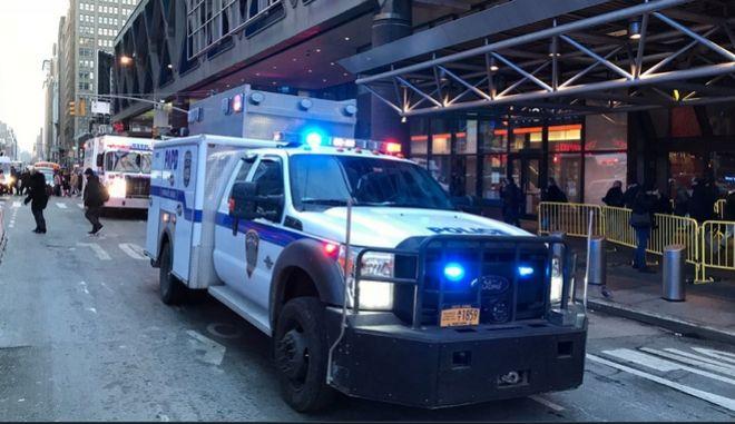 Νέα Υόρκη: Έκρηξη σε σταθμό λεωφορείων- Πληροφορίες για τραυματίες