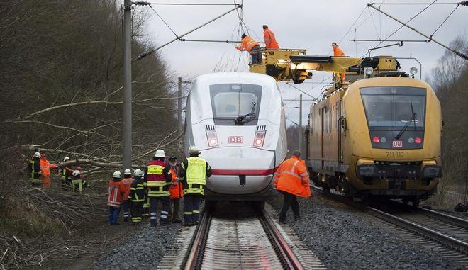 Γερμανία τραίνο