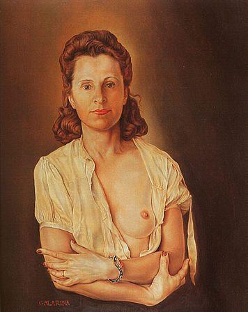 Μηχανή του Χρόνου: Τα σεξουαλικά όργια του Σαλβαντόρ Νταλί και της συζύγου του, που τον ωρίμασε καλλιτεχνικά