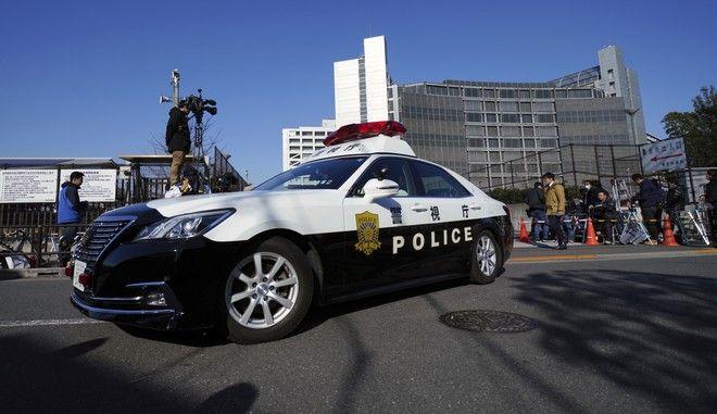 Όχημα της ιαπωνικής αστυνομίας