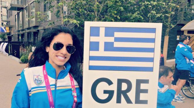 Στέλλα Σμαραγδή: Στο παγκόσμιο με έρανο