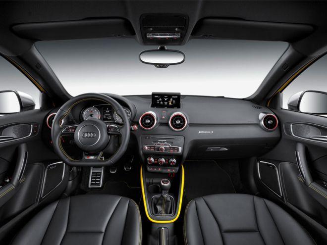 Σαλόνι Γενεύης. Καυτό ...μωρό το Audi S1 με 231 ίππους και Quattro