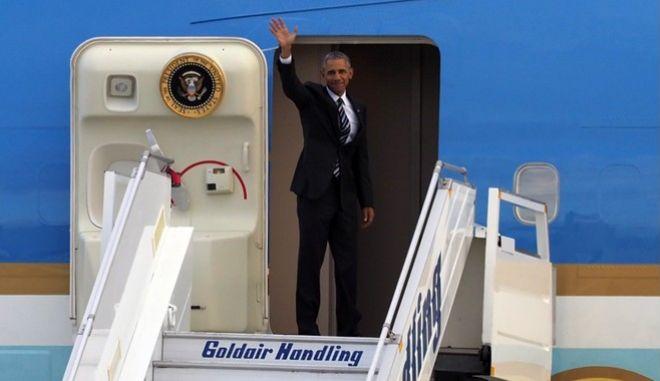 Ο διάλογος Τσίπρα - Ομπάμα για τις διακοπές στην Ελλάδα
