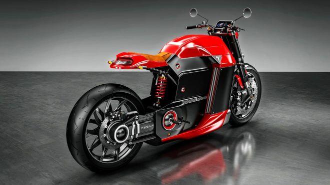 Το μοντέλο M μπορεί στο μέλλον να γίνει η πρώτη ηλεκτρική μοτοσικλέτα