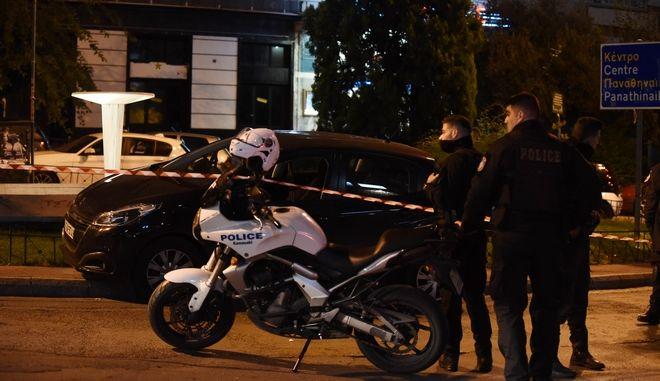 ΑΘΗΝΑ-Πυροβολισμοί με τραυματίες στο Παγκράτι.(Eurokinissi-ΜΠΟΛΑΡΗ ΤΑΤΙΑΝΑ)