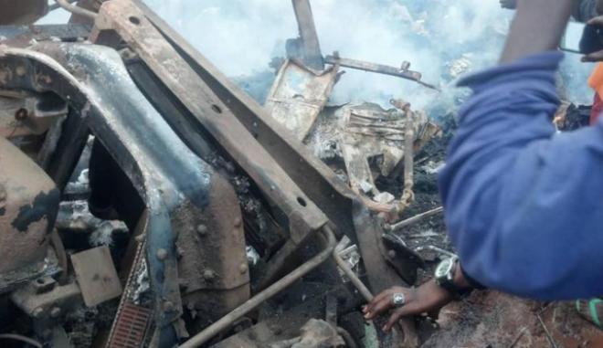 Κονγκό: Τροχαίο δυστύχημα με λεωφορείο - Τουλάχιστον 30 νεκροί