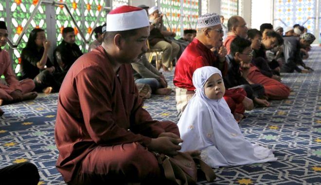 Μαλαισιανός μουσουλμάνος