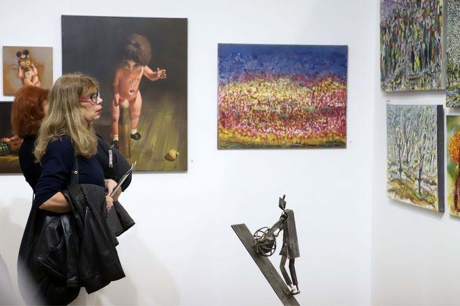 Θεσσαλονίκη: Εγκαινιάστηκε η 4η Art Thessaloniki