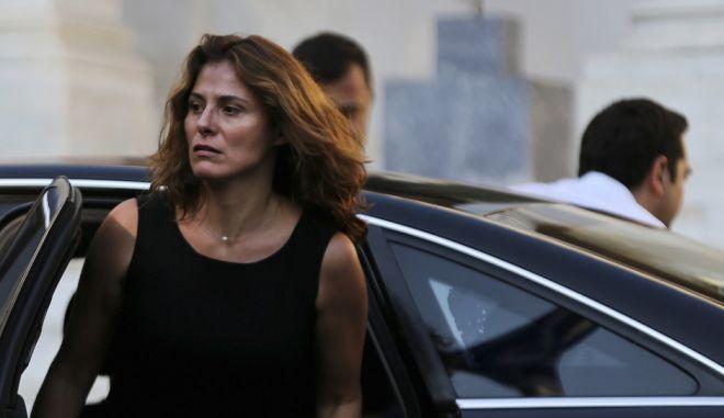 Paris Match: Μπέτυ Τσίπρα, η σιδηρά κυρία της Ελλάδας