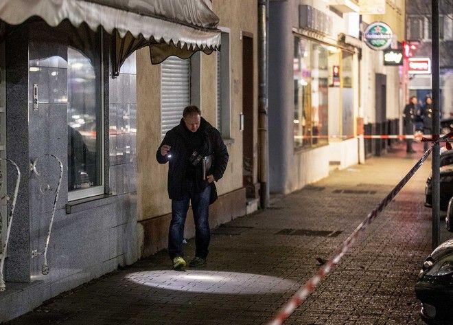 Μακελειό στη Γερμανία: Ένοπλες επιθέσεις σε μπαρ με ναργιλέδες - Στους 8 οι νεκροί