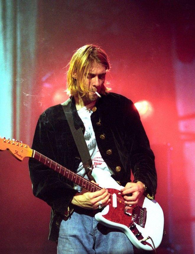 Kurt Cobain: Montage of Heck,  ο τίτλος της νέας ταινίας με θέμα τη ζωή του