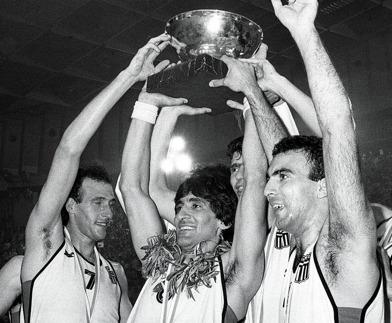 Η μεγαλύτερη στιγμή του ελληνικού αθλητισμού το 1987. Μετά ακολούθησαν όλες οι άλλες