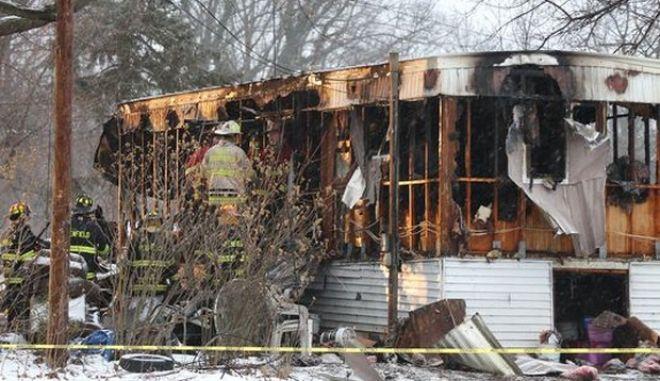 ΗΠΑ: Μια μητέρα και τα 8 παιδιά της νεκροί σε πυρκαγιά