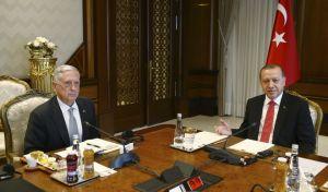 'Ενοχλημένη' η Τουρκία από τη στήριξη των ΗΠΑ στους Κούρδους της Συρίας