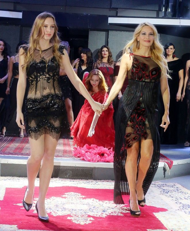 Αννίτα Ναθαναήλ: Αυτή είναι η καλλονή και μοντέλο κόρη της