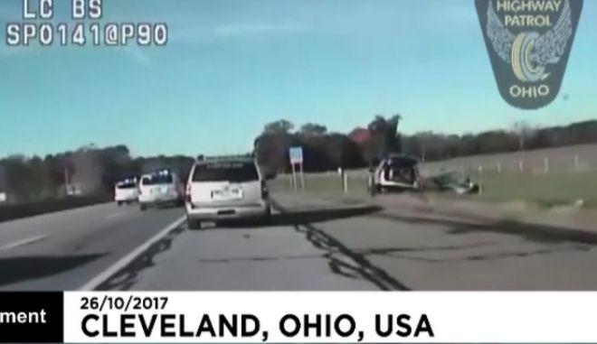 Κινηματογραφική καταδίωξη με 10χρονο οδηγό στο Οχάιο