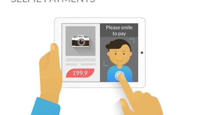 Η Mastercard λανσάρει πληρωμές με selfies