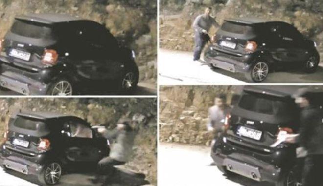 Δολοφονία Γιάννη Μακρή: Νέο βίντεο-ντοκουμέντο από την εκτέλεση του επιχειρηματία