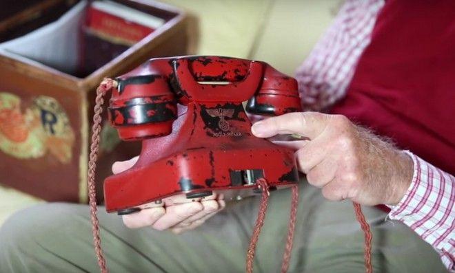 Πωλήθηκε το τηλέφωνο, με το οποίο ο Χίτλερ έστειλε εκατομμύρια στον θάνατο