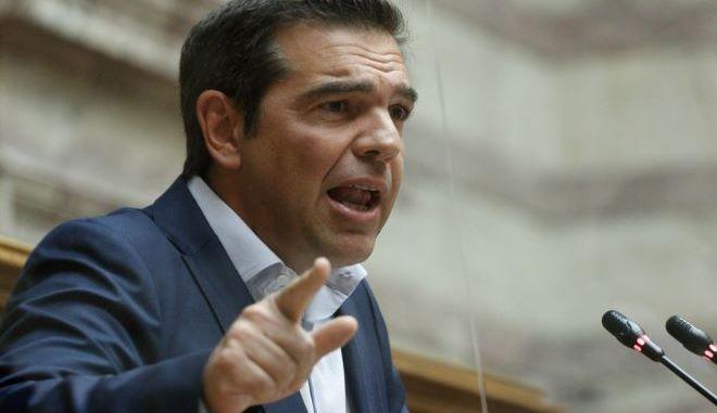 Τσίπρας: Να διορθωθεί έγκαιρα η αμυντική συμφωνία με την Γαλλία