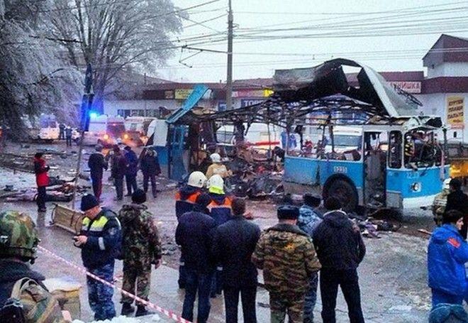 Τρόμος στη Ρωσία. Πολύνεκρη έκρηξη σε τρόλεϊ