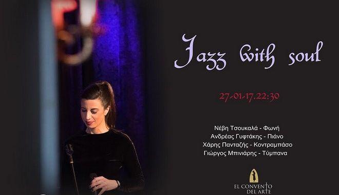 'Jazz with Soul'