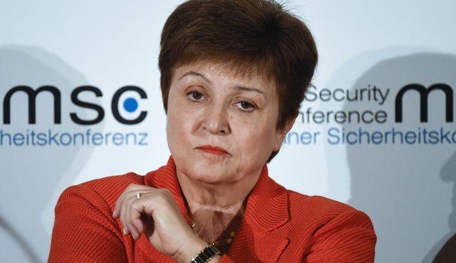 Η Κρισταλίνα Γκεοργκίεβα