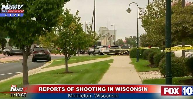 ΗΠΑ:  4 τραυματίες σε περιστατικό πυροβολισμών - Σε κρίσιμη κατάσταση ο δράστης.