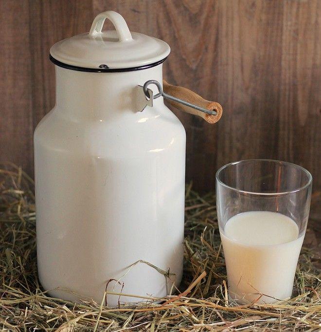 Το γάλα της γίδας Σκοπέλου