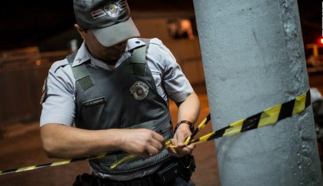 Δώδεκα νεκροί σε μια νύχτα στο Σάο Πάολο