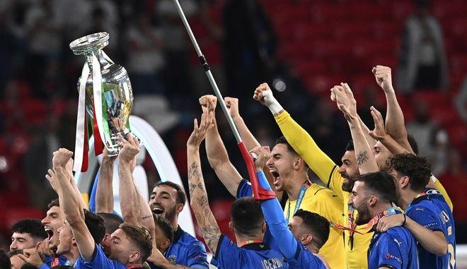 Νικήτρια η Ιταλία στον τελικό του Euro 2020