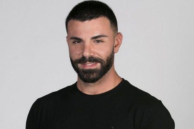 Ο Αντώνης Αλεξανδρίδης του Big Brother