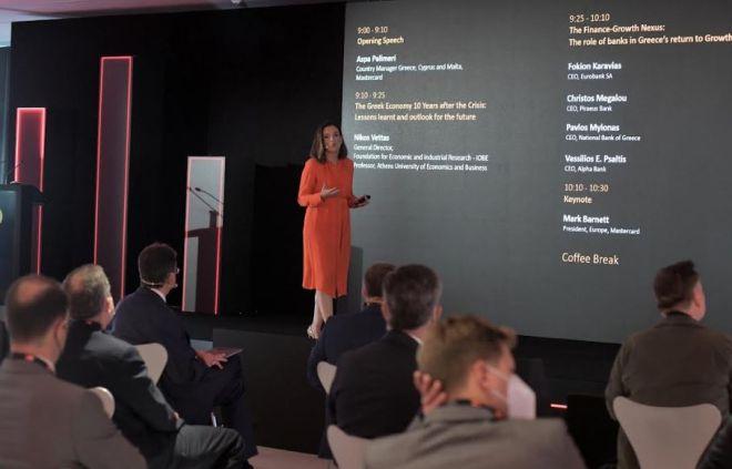 Η επανεκκίνηση στο επίκεντρο του φετινού Athens Mastercard Innovation Forum