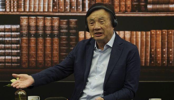 Ο ιδρυτής της Huawei