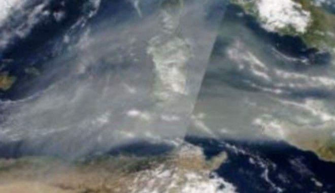 Ο καπνός από τις φωτιές της Αμερικής έφτασε στη Μεσόγειο