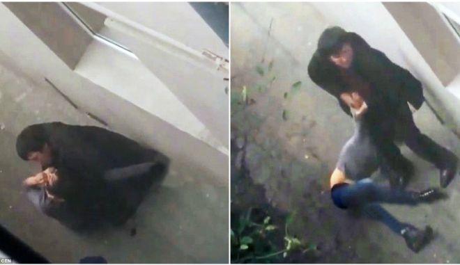Τραβούσε βίντεο, αντί να βοηθήσει γυναίκα θύμα άγριου ξυλοδαρμού