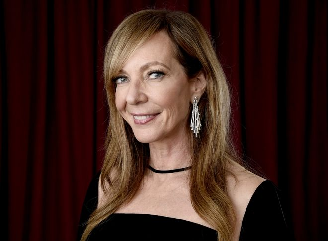 FILE - In this Feb. 5, 2018 file photo, Allison Janney poses for a portrait at the 90th Academy Awards nominees luncheon in Beverly Hills, Calif.  Best Supporting Actress. Will Win Janney, who is very excellent as the caustic, complicated mother LaVona in I, Tonya, and everyone has noticed.  (Photo by Chris Pizzello/Invision/AP, File)