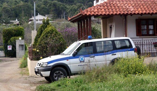 Τζιπ της αστυνομίας