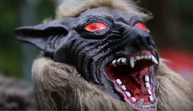 Σούπερ κακός ρομποτικός λύκος θα σώσει τις φάρμες της Ιαπωνίας