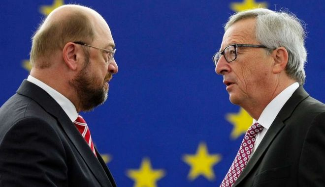 Θα ξεπεράσουμε την τρόικα; Σε διαβουλεύσεις με την Κομισιόν ο Σουλτς για εμπλοκή του Ευρωκοινοβουλίου στην αξιολόγηση του ελληνικού προγράμματος